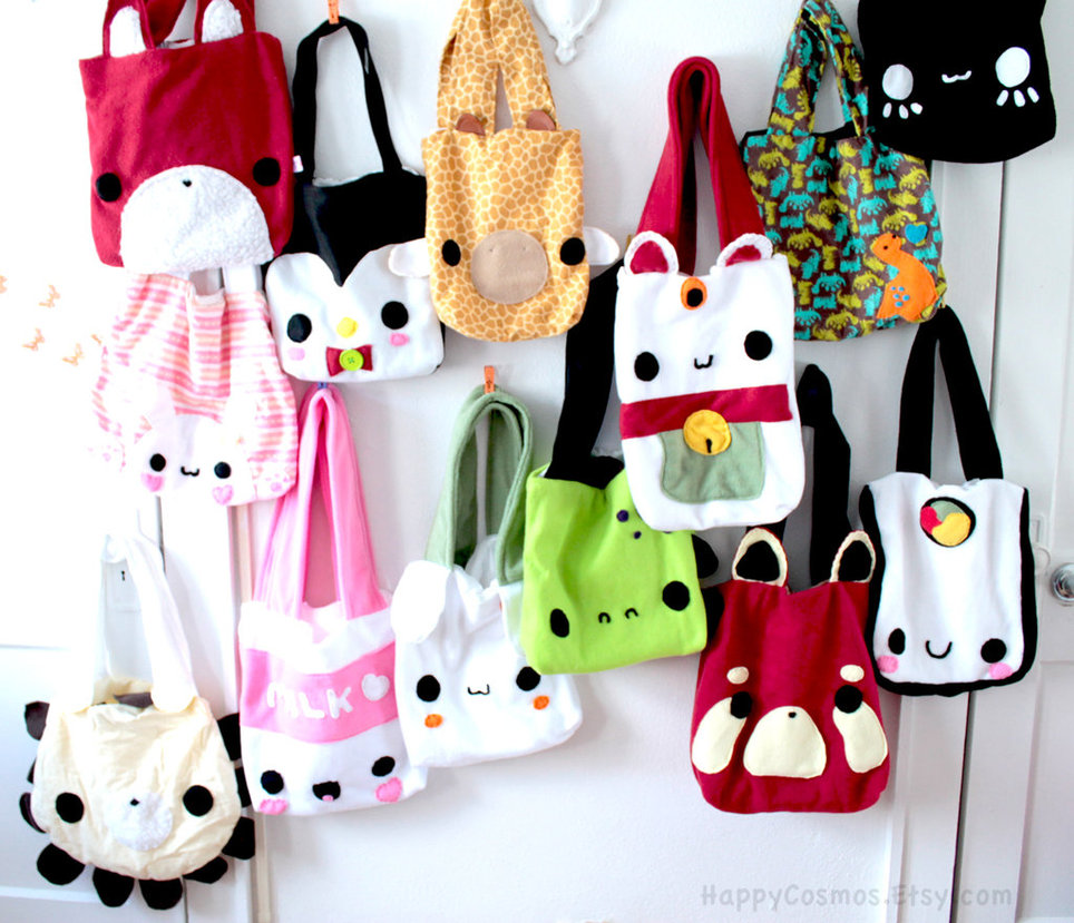Cute Tote bags | Exotic Bags